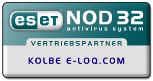 e-loq.com ist autorisierter ESET-Partner